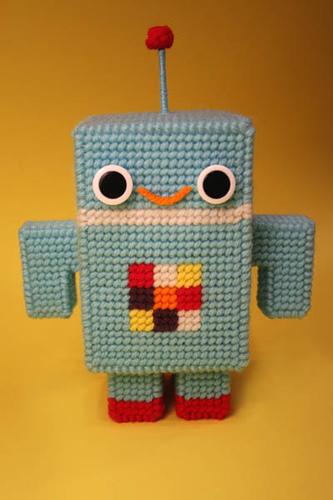 Robot Amigurumi